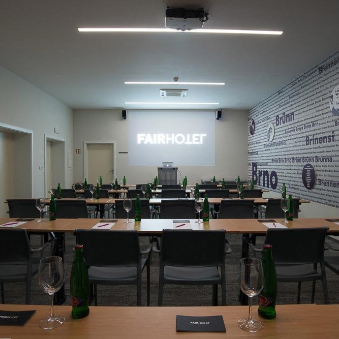 Konference ve FAIRHOTELu Brno