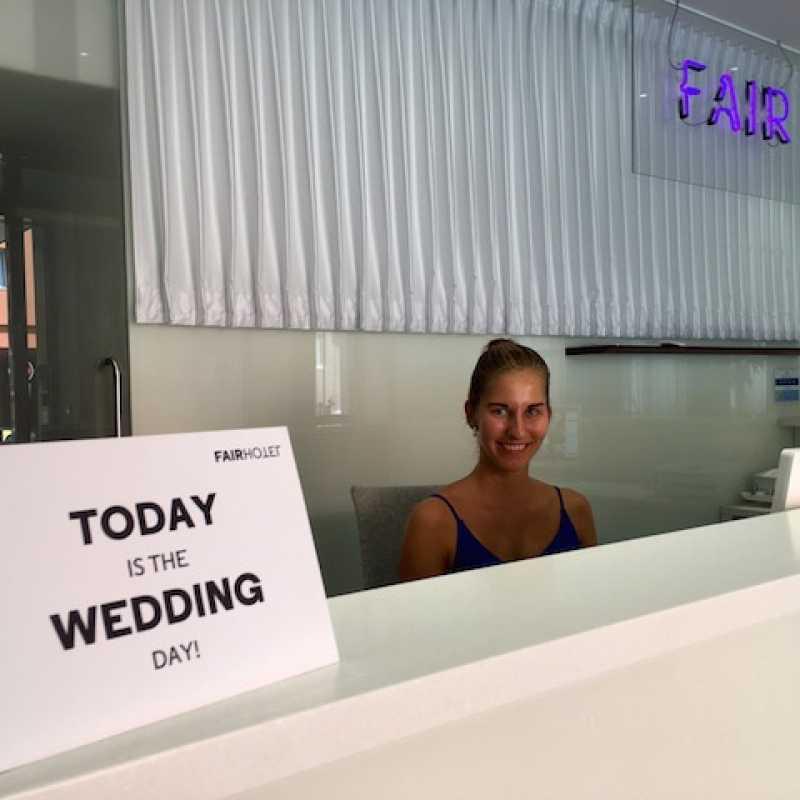 Svatba na SKYBARU