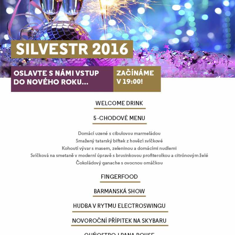 SILVESTR 2016